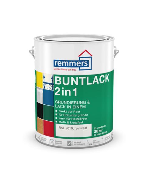 رنگ پوششی Buntlack 2in1