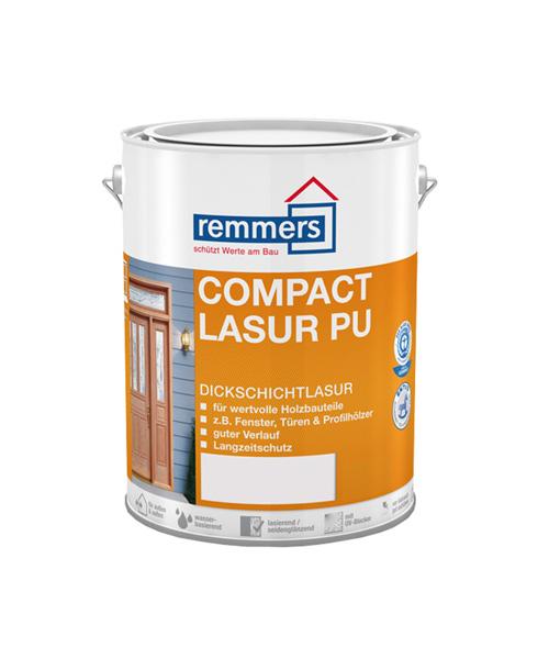 رنگ درب و پنجره COMPACT – LASUR PU