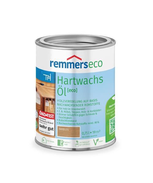 رنگ، روغن و واکس Hartwachs Öl eco