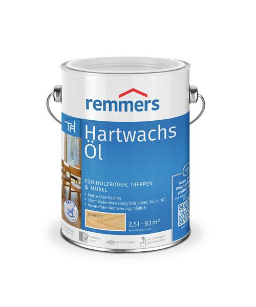 روغن محافظ برای کفهای و مبلمان چوبی Hartwachs-Ol