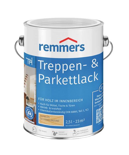 جلای ضد خش و سایش پارکت بر پایه آب Treppen- & Parkettlack